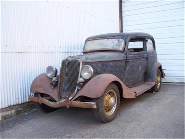 1934 Ford Victoria | 408194