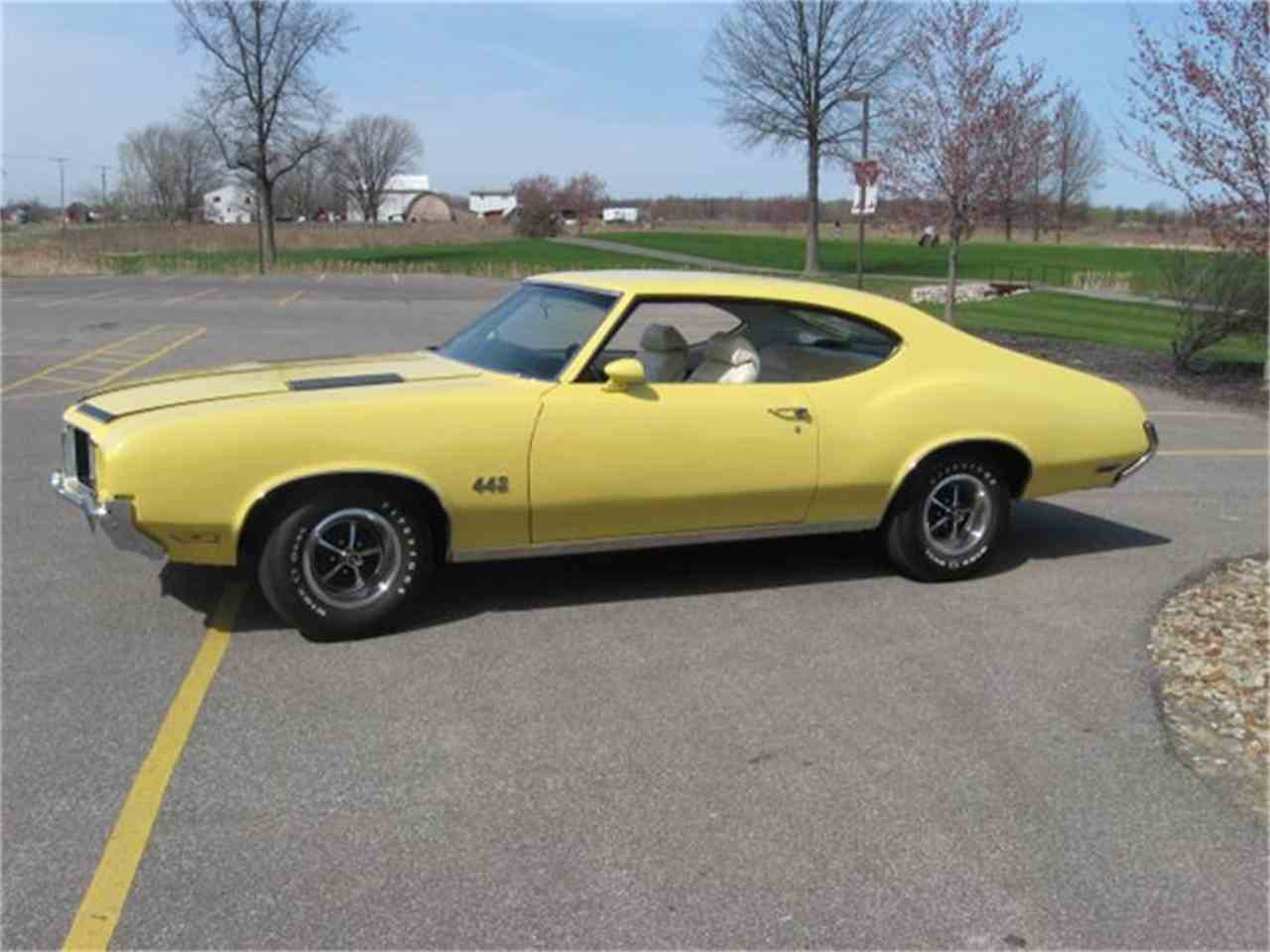 1972 Oldsmobile 442 for Sale - CC-408333