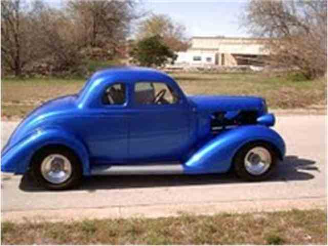 1936 Plymouth Coupe | 408890