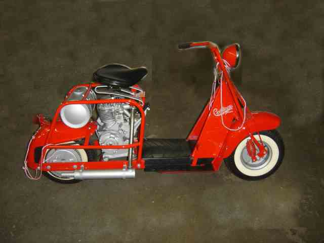 1955 Cushman Scooter | 409048