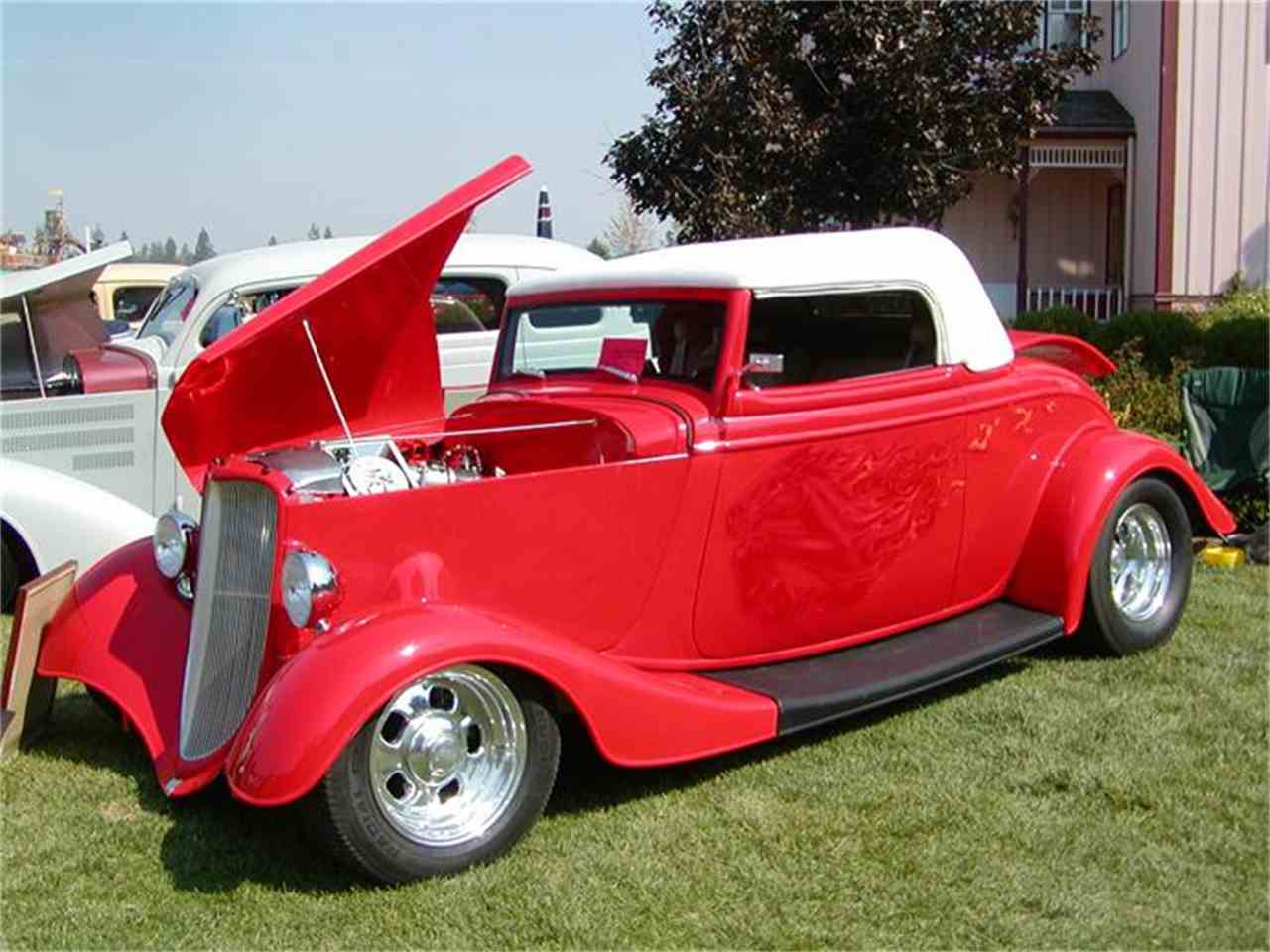Large Picture of Classic '34 Cabriolet - 8TXP