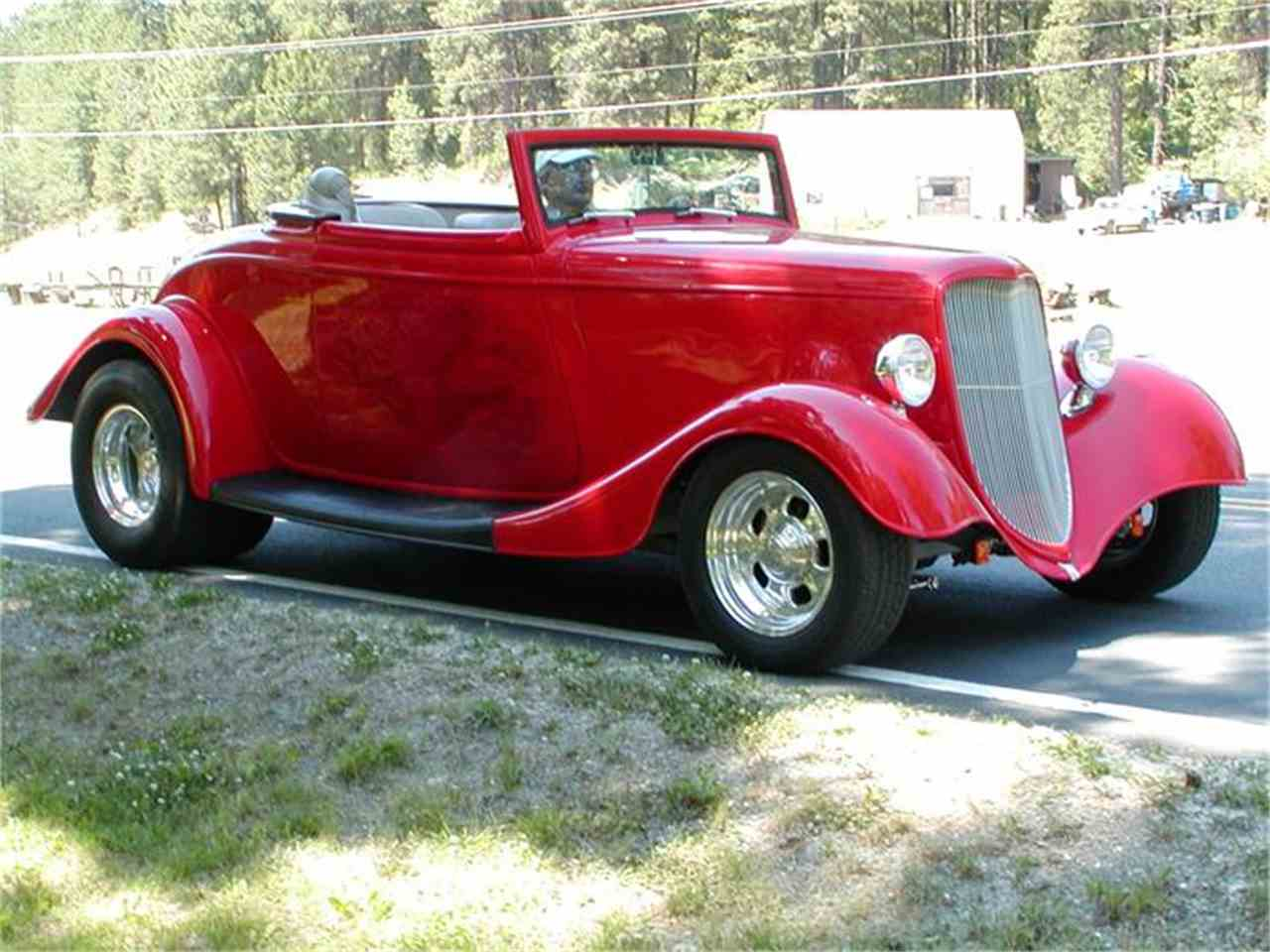 Large Picture of '34 Ford Cabriolet located in Washington Offered by a Private Seller - 8TXP