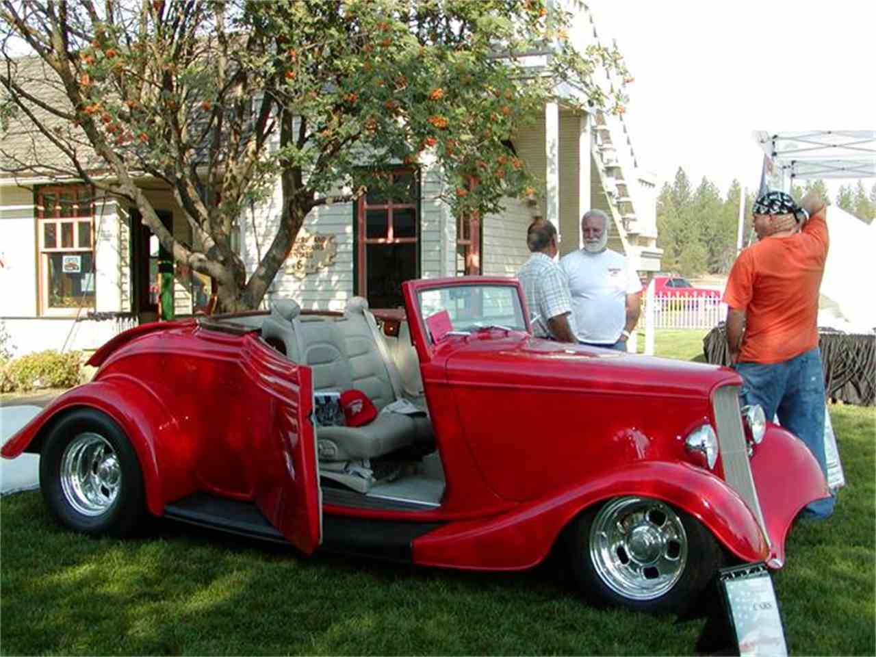 Large Picture of Classic 1934 Cabriolet Offered by a Private Seller - 8TXP