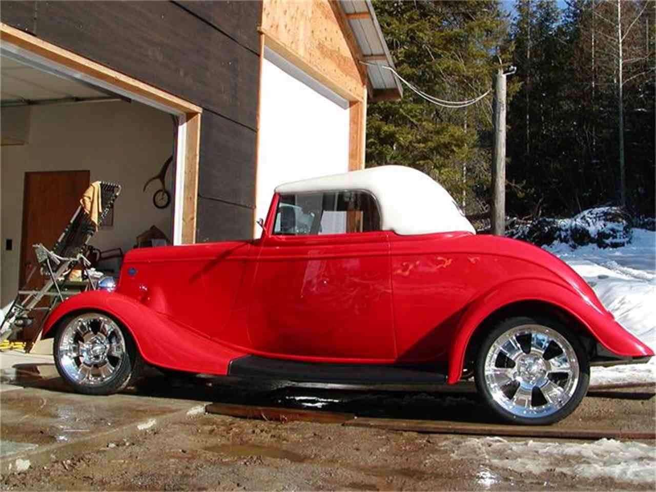 Large Picture of 1934 Cabriolet - $57,000.00 Offered by a Private Seller - 8TXP