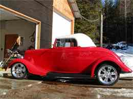 Picture of 1934 Ford Cabriolet located in Newport Washington - 8TXP