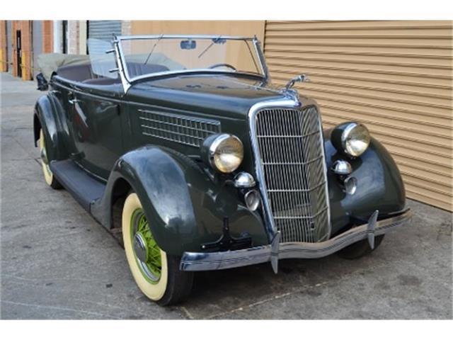 1935 Ford Phaeton | 414189