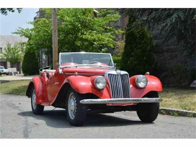 1955 MG TF | 414193