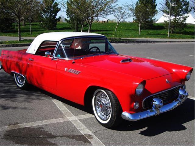 1955 Ford Thunderbird | 415200