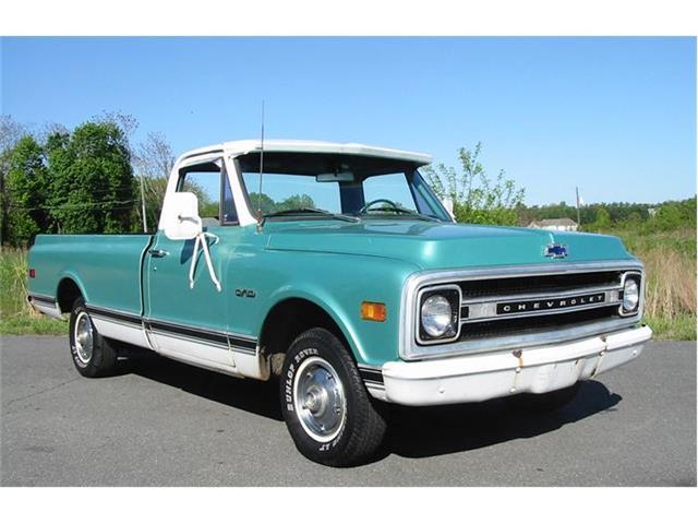 1970 Chevrolet C/K 10 | 415202