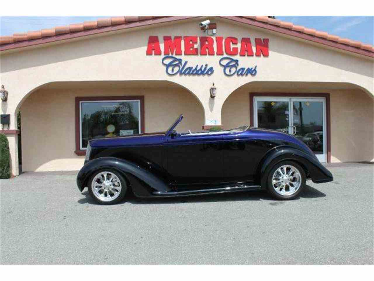 Large Picture of '36 Roadster - 8XWI