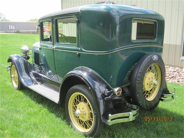 1929 Ford 4-Dr | 417357