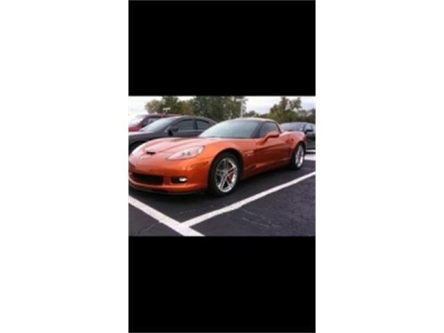 2007 Chevrolet Corvette | 417381