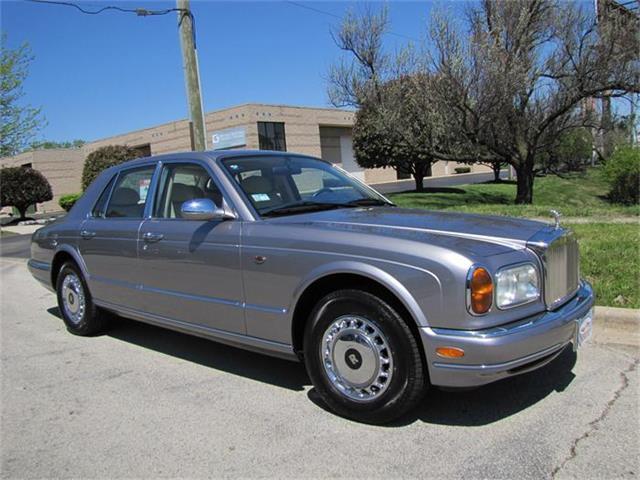 1999 Rolls-Royce Silver Seraph | 417979