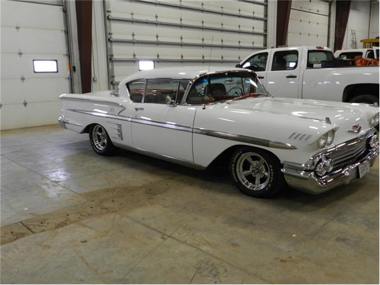 1958 chevrolet impala for sale cc 419317. Black Bedroom Furniture Sets. Home Design Ideas
