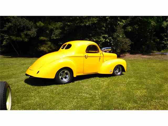 1941 Willys Coupe (2-Door)