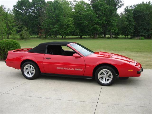1989 Pontiac Firebird Formula | 421638