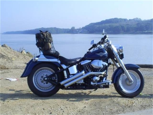 1998 Harley-Davidson Motorcycle | 420018