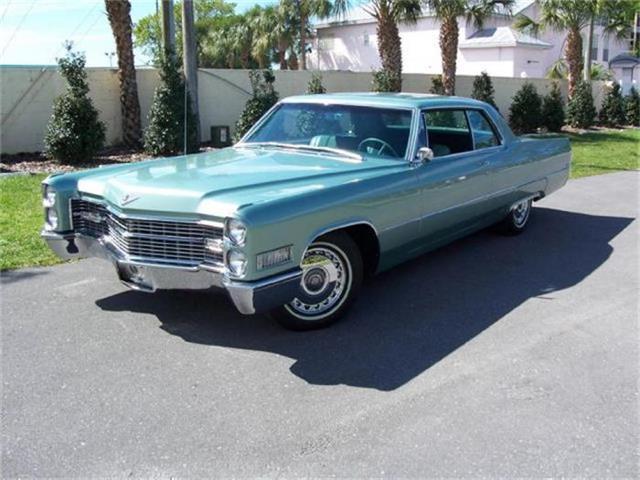 1966 Cadillac DeVille | 421808