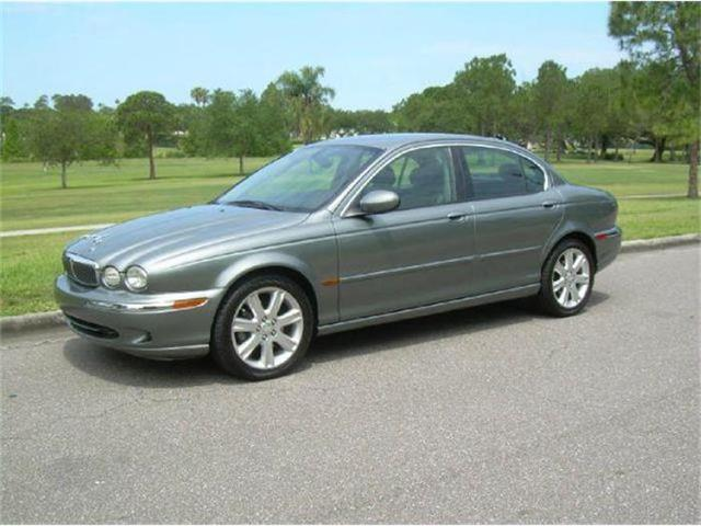 2003 Jaguar X-Type | 421975