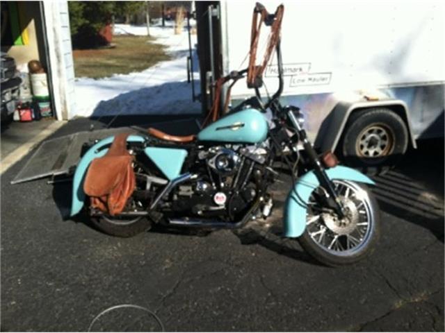 1979 Harley-Davidson Motorcycle | 420026