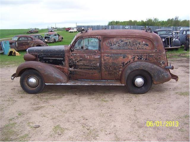 1937 Chevrolet Sedan Delivery | 422644