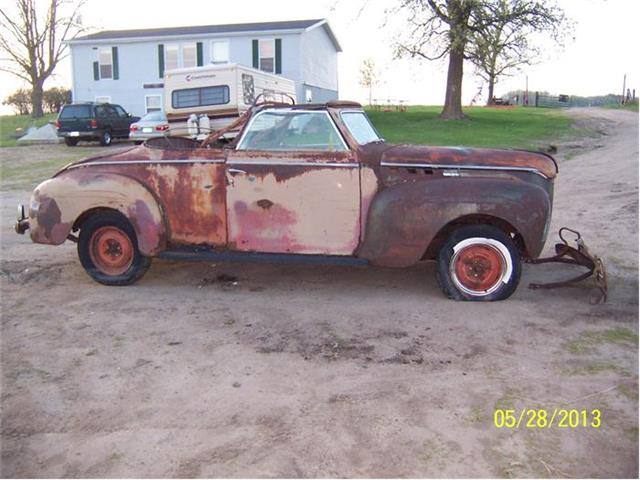 1940 DeSoto Convertible | 422645