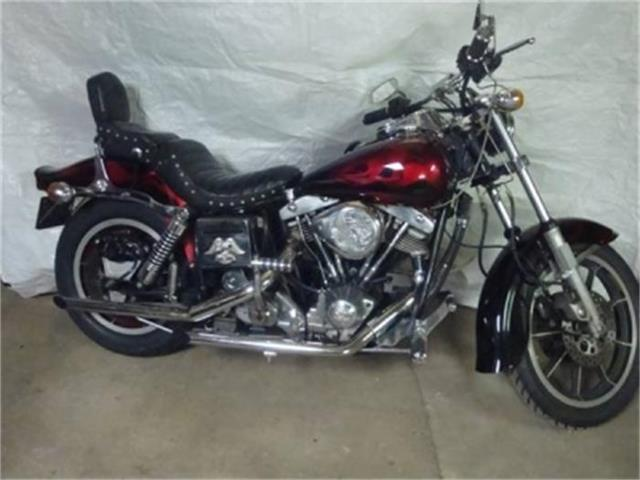 1982 Harley-Davidson Motorcycle   420029