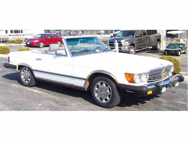 1983 Mercedes-Benz 380SL | 423169