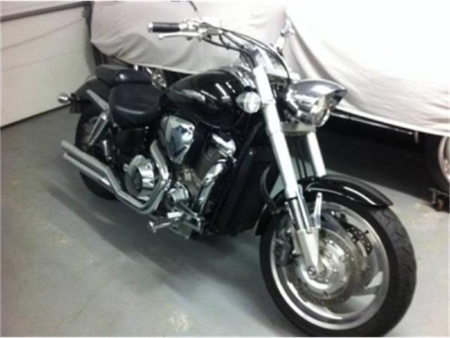 2002 Honda Motorcycle | 420032