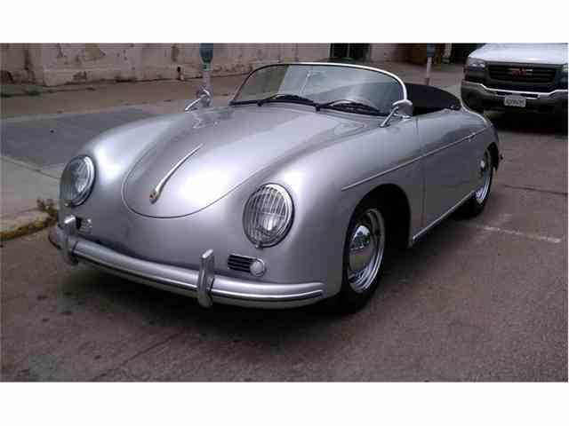 1957 Porsche Speedster | 424205