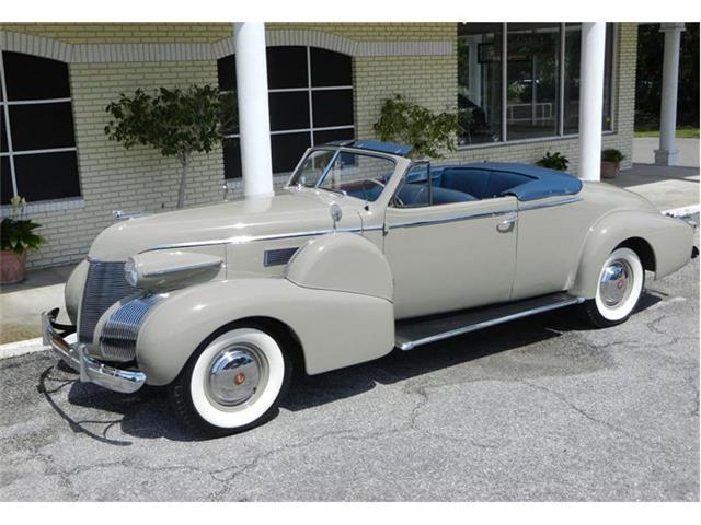 1939 Cadillac Series 75 | 424364