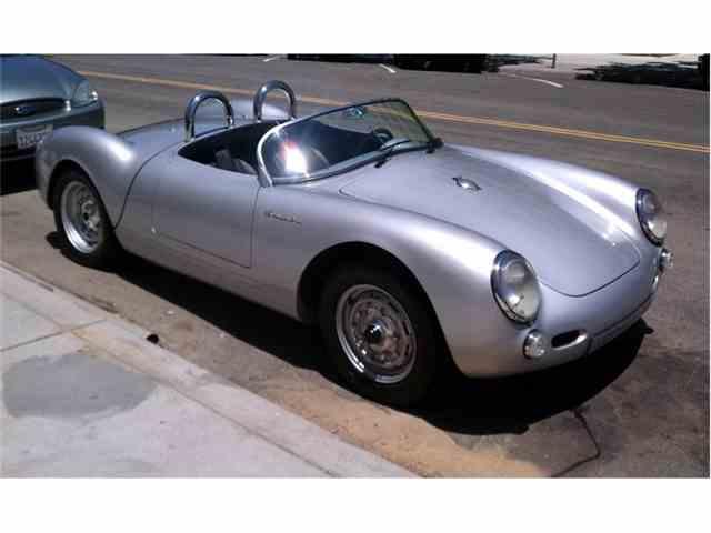 1955 Porsche 550 Spyder Replica | 424389
