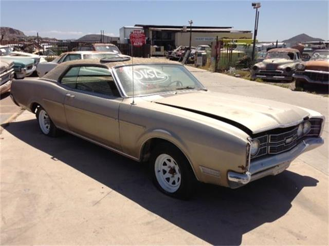 Classic Mercury Montego For Sale On Classiccars Com 7