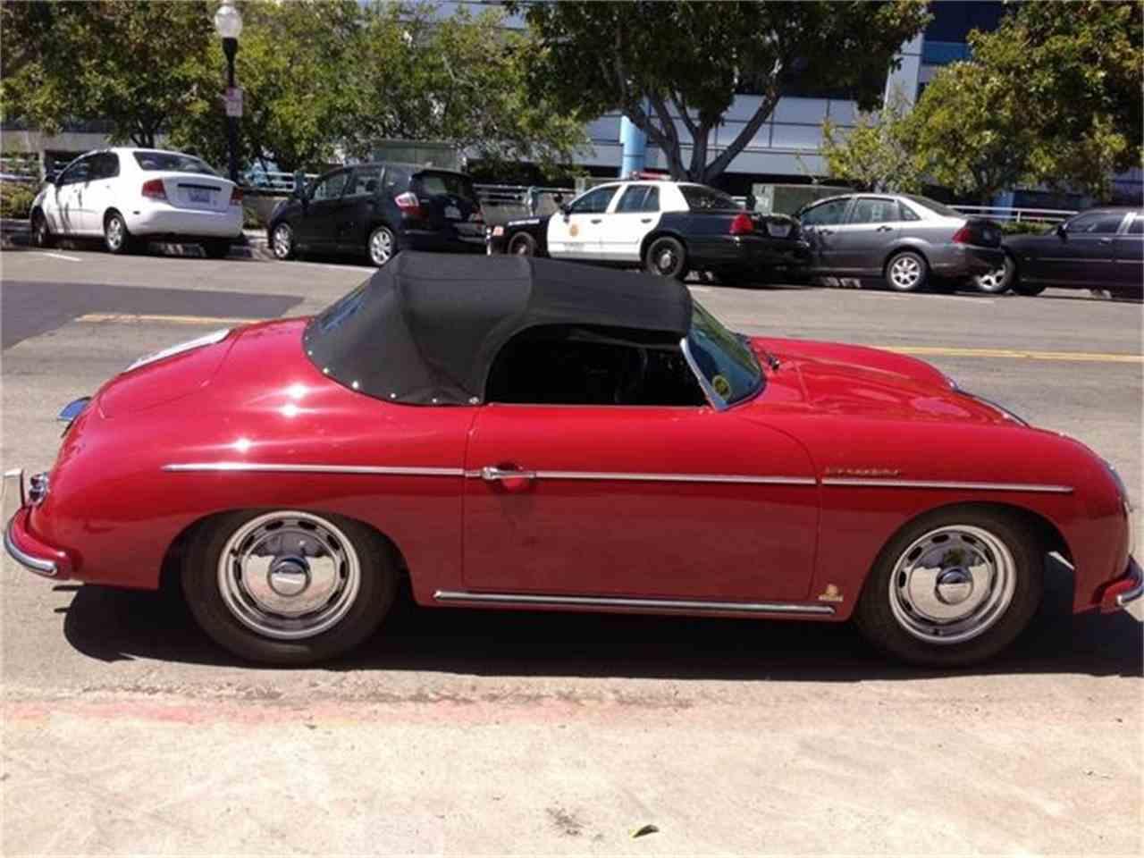 Large Picture of 1957 Porsche Speedster located in San Diego California - $27,950.00 - 94NE