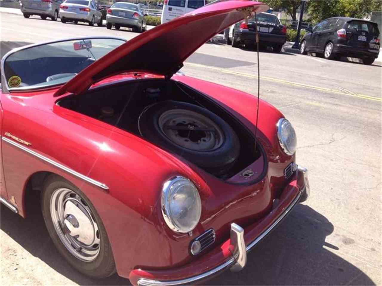 Large Picture of Classic 1957 Porsche Speedster located in California Offered by Beverly Hills Motor Cars - 94NE