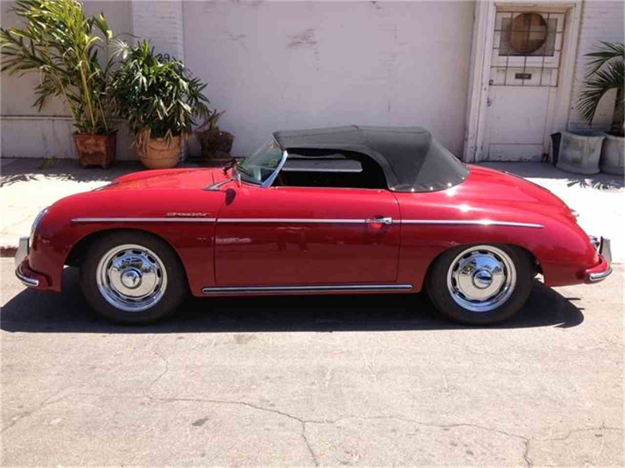 Large Picture of '57 Porsche Speedster - $27,950.00 Offered by Beverly Hills Motor Cars - 94NE