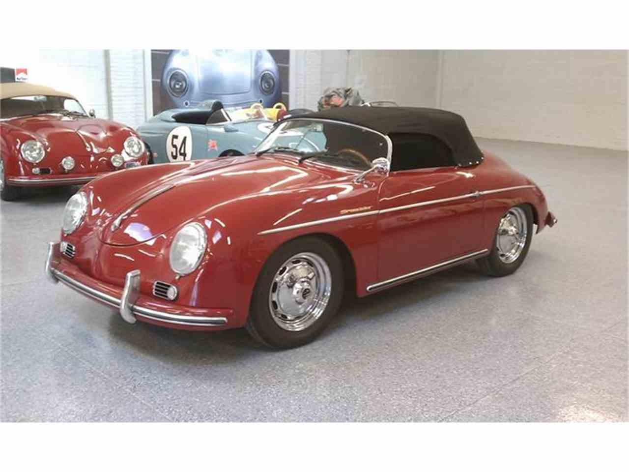 Large Picture of Classic '57 Porsche Speedster located in California Offered by Beverly Hills Motor Cars - 94NE