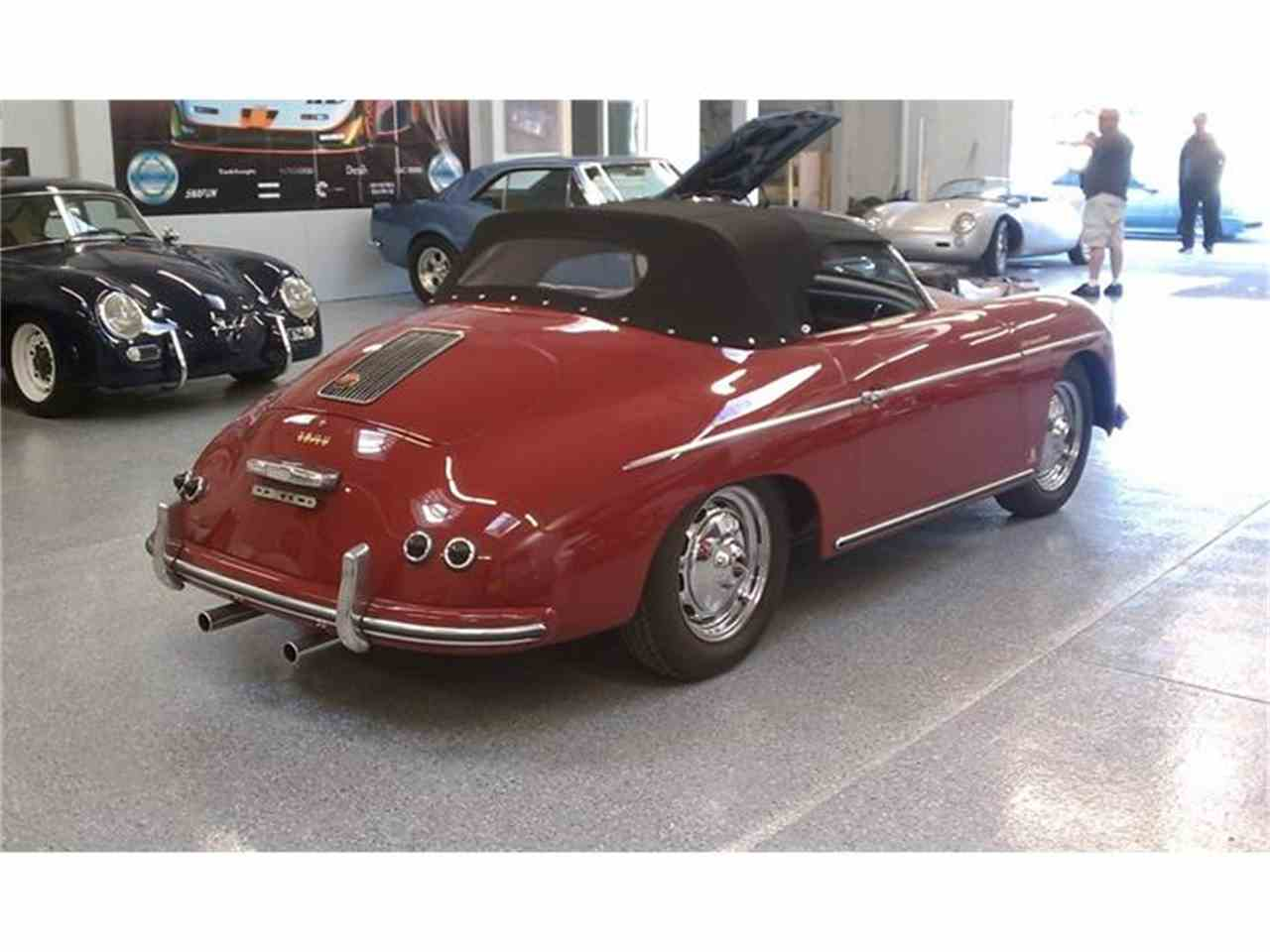 Large Picture of Classic '57 Porsche Speedster located in San Diego California - 94NE