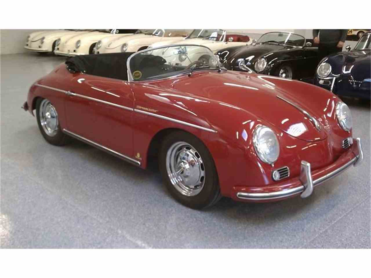 Large Picture of 1957 Porsche Speedster located in San Diego California Offered by Beverly Hills Motor Cars - 94NE