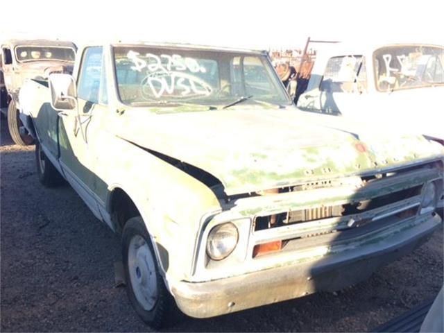 1968 Chevrolet C/K 20 | 426306