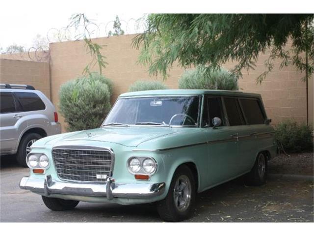 1963 Studebaker 2-Dr | 427053