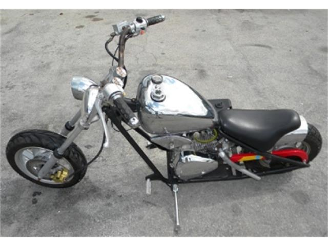 2011 Custom Motorcycle | 427201