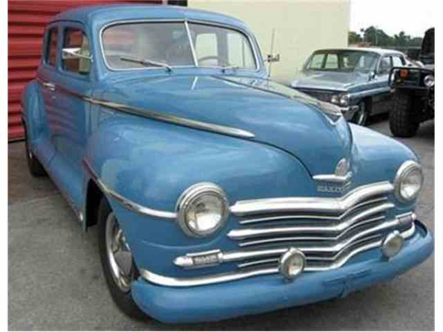 1948 Plymouth Street Rod | 427209