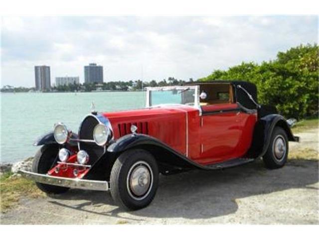 1929 Bugatti Type 41 Royale Binder Sedanca Replica | 427212