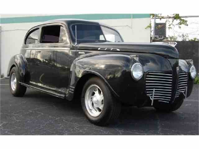 1941 Plymouth 2-Dr Coupe | 427220
