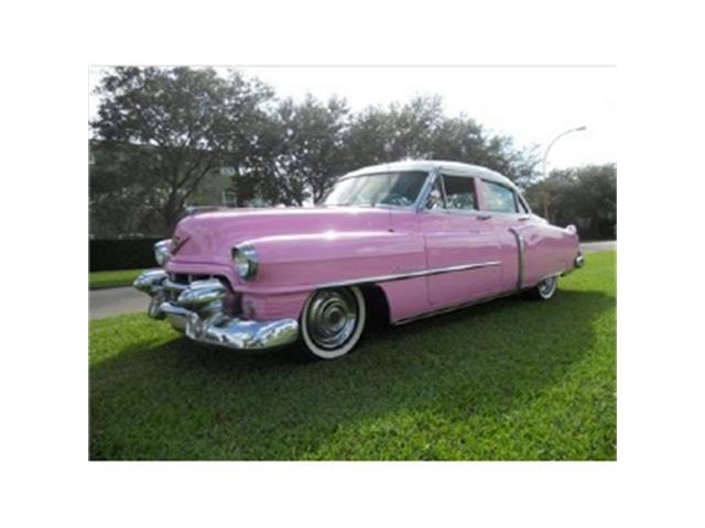 1953 Cadillac DeVille   427240
