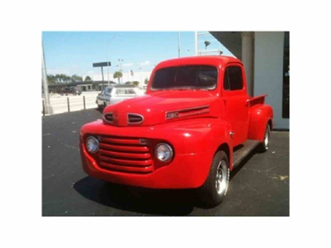 Pickup For Sale Miami 1948 Ford Truck Photos