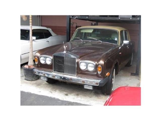 1979 Rolls-Royce Silver Shadow | 427286