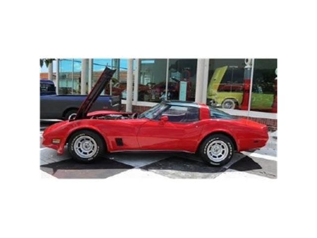 1980 Chevrolet Corvette   427337