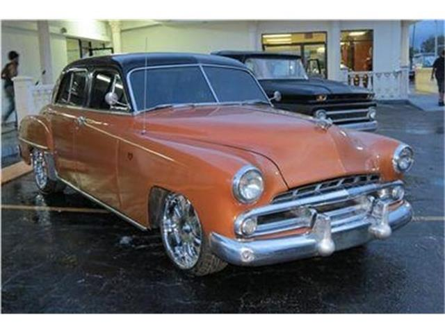 1951 Dodge 4-Dr Sedan | 427370